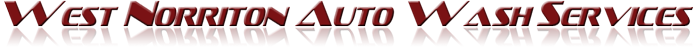 Car Wash and Auto Detailing Services from West Norriton Auto Wash and Detail Center